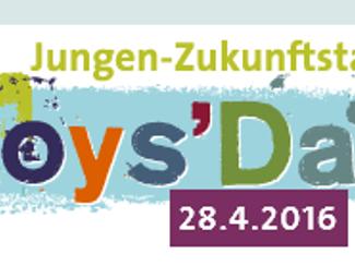 Warum ein Jungen-Zukunftstag?