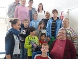 Besuch des Dialyse Vereins Kronach