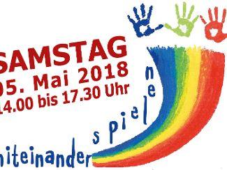 Einladung zum Integrativen Frühlingsfest